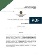 AUTO NULIDAD, TUTELA 2 INST. RAD 2020-00160-00 PATIÑO MORALES