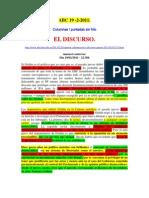 EDITORIAL  abc  19-2-2011-  EL DISCURSO- RECOMENDADO-2V