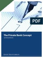 private-bank-concept