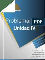 Problemario Unidad 4