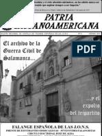 Patria Hispanoamericana 21
