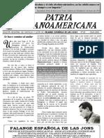 Patria Hispanoamericana 28