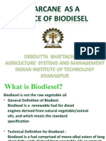 biodiesel--an india perspective