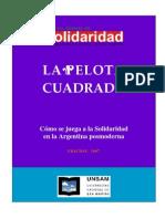 Libro - La Pelota Cuadrada 2007_UNSAM_OscarGarcia