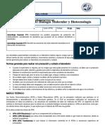Guía de Trabajo Práctico N°1 (Biología celular y molecular)