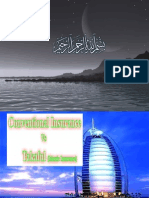 37503405 Conventional Insurance vs Takaful Islamic Insurance