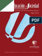 Texto Académico Sobre Educabilidad.