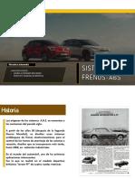 Sistema de Frenos ABS (usfx)