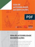 LIVRO - Guia de Acessibilidade em Edificações