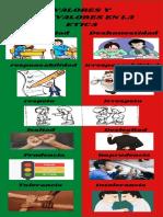 infografia Etica profesional