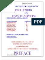 MEDIA OF FINANCE
