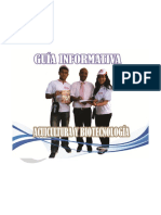GUIA ACUICULTURA BIOTECNOLOGIA 2019-I