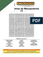 sopa-de-letras-de-mesopotamia