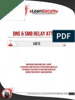 13_DNS_and_SMB_Relay_Attack