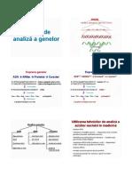 Studiul_genelor