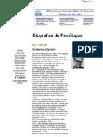skinner_psicologo