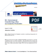 Force Of Nature -- British Columbia Conspiracy -- 2009 08 12 -- Retail Council of Canada -- MODIFIED -- pdf -- 300 dpi