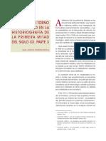 POLÉMICAS EN TORNO AL ROMÁNICO EN LA HISTORIOGRAFÍA DE LA PRIMERA MITAD DEL SIGLO XX