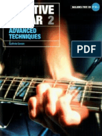 Guthrie Govan - Creative Guitar 02 - Advanced Techniques
