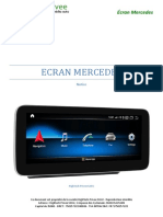Autoradio Android 10-MERCEDES-HTP