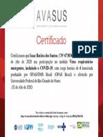 COVID-19_Certificado de Conclusão