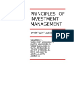 PRINCIPLES OF INVESTMENT MANAGEMENT (1).doc report