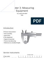 CH3 Measurement Equipment