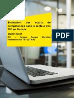 Evaluation Des Écarts de Compétences Dans Le Secteur Des TIC en Tunisie