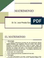 El Matrimonio (1)