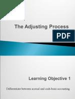 Adjusting Process