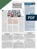 Clube de Engenharia Alerta para Risco de Incêndio Reportagem Jornal O Estado MA