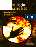 3.Humberto Sabatini - Astrologia Inmanente