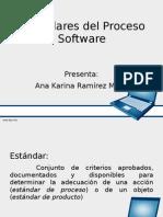 Estándares del proceso software