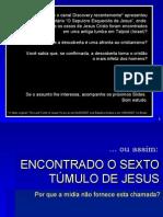 """Análise do documentário """"O Sepulcro de Jesus"""""""