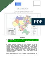 Análisis de Contexto Cauca Modelo