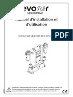 3402925 - Sécheur adsorption AD-A (A-Dry) - EVOAIR - FR 01-21