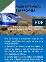 10 Dispensacion Patriarcal o de La Promesa (2)