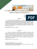 modelo - A PERÍCIA NO ÂMBITO DA ENGENHARIA CIVIL