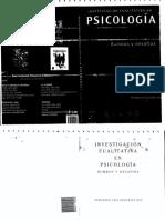 Fernando Luis González Rey - Investigación Cualitativa en Psicología Rumbos y Desafios