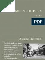 REALISMO EN COLOMBIA