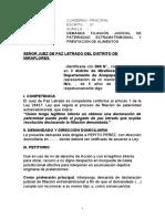 demanda-de-filiación-judicial-de-paternidad-extramatrimonial