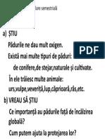 25.01.2021 Limba română Recapitulare