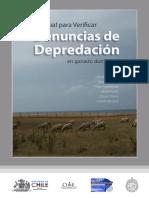 MANUAL DE CASOS DE DEPREDACION DE GANADO.PDF