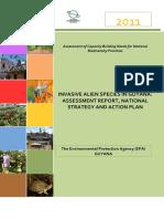 BEAP IAS Guyana National Strategy Nov 2011