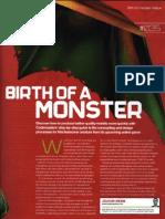 3dWorld_Birth of a Monster