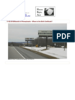11-02-20 Billboards in Pennsylvania