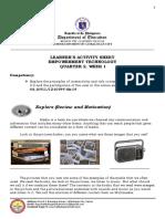 Las Quarter 2 Empowerment Technology Week 1