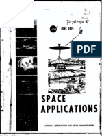 Space Applications 1974