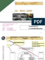 NIFT   ISO 9001-2000  april 2008