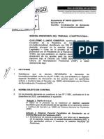 CONTESTACIÓN - 00016-2020-PI-TC